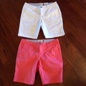 NWT Bermuda Shorts Bundle Lot Size 9